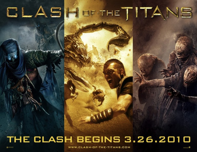 Clash Of The Titans - Movie Review