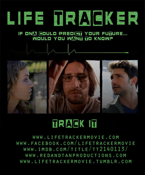 Movie Review - Life Tracker (2013)