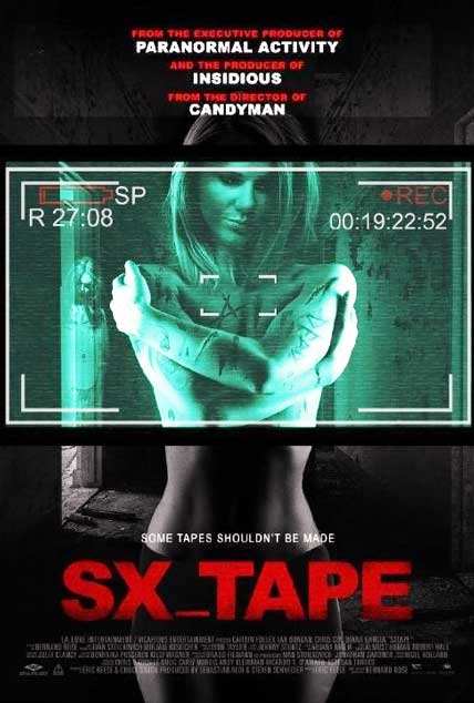 Movie Review - SX Tape (2013)