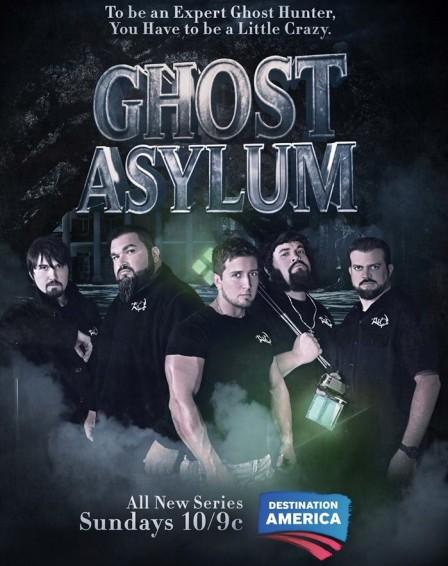 Ghost Asylum - TV series review