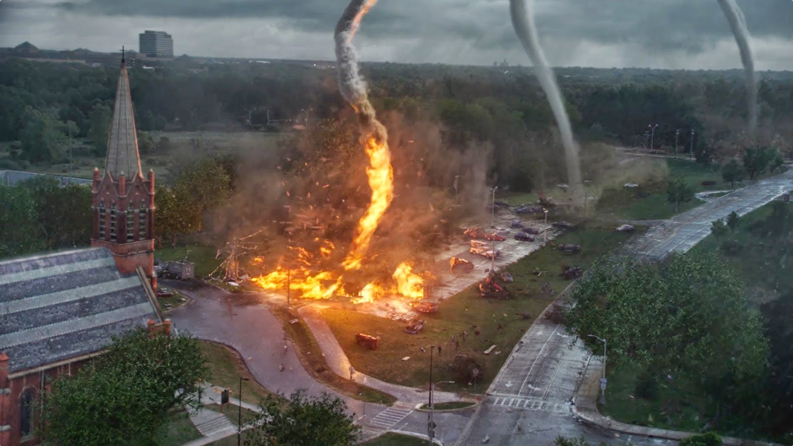 Into the Storm (2014) – Movie Review | C.A. Milson
