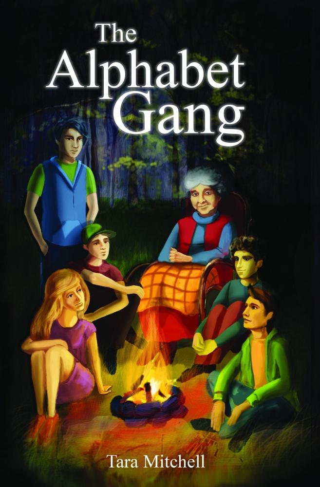 The Alphabet Gang - Tara Mitchell