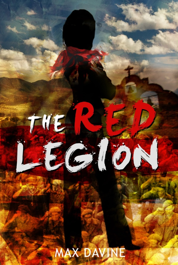 the red legion _ max davine