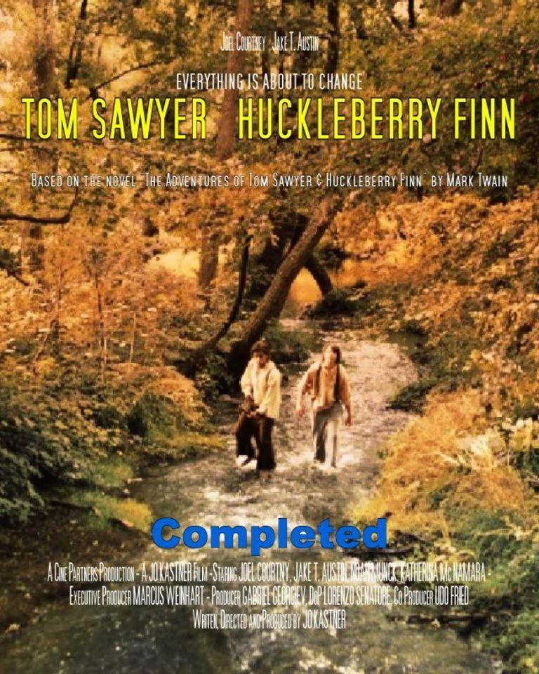 tom sawyer amp huckleberry finn 2014 � movie review ca