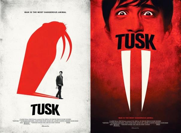 tusk poster (2014)