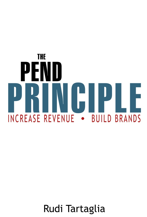 the pend principle front cover
