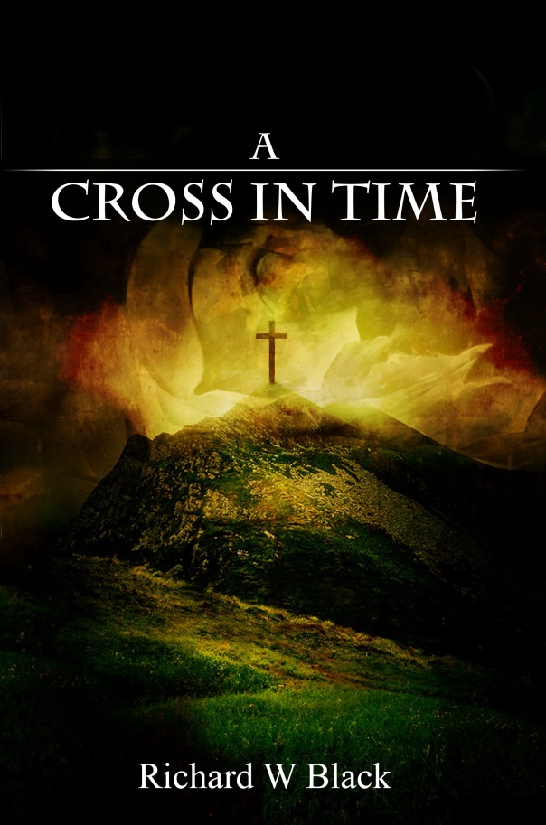 A cross in time front