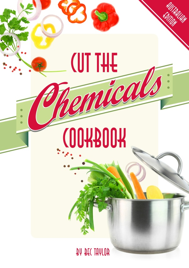 Cut the Chemicals Cookbook-RebeccaTaylor-coverartform.rtf