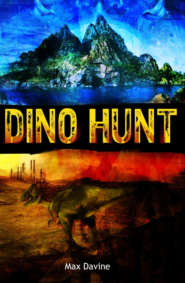 dino hunt front cover