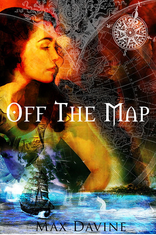 of the map front cover