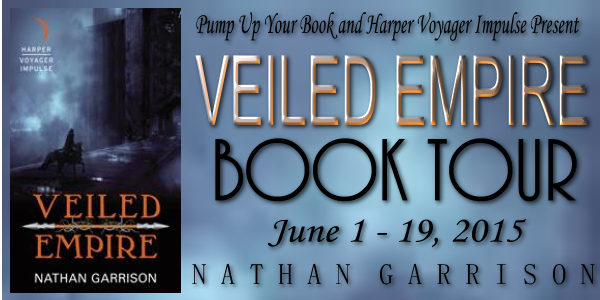 Veiled Empire Book Banner