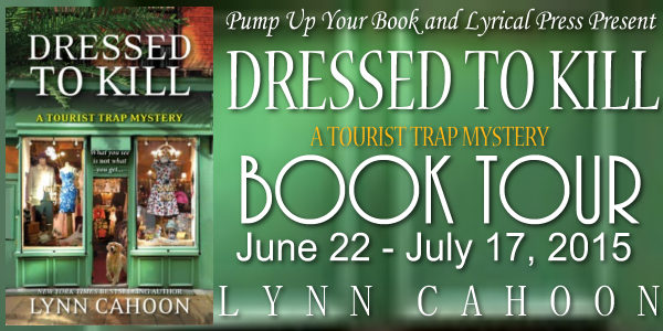 Dressed to Kill Book Banner