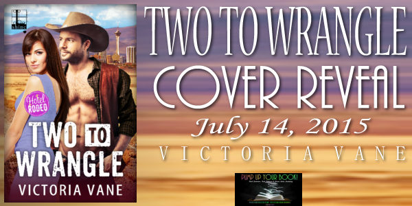 Two to Wrangle Book Banner