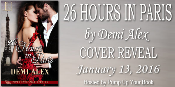 26 Hours in Paris Book Banner