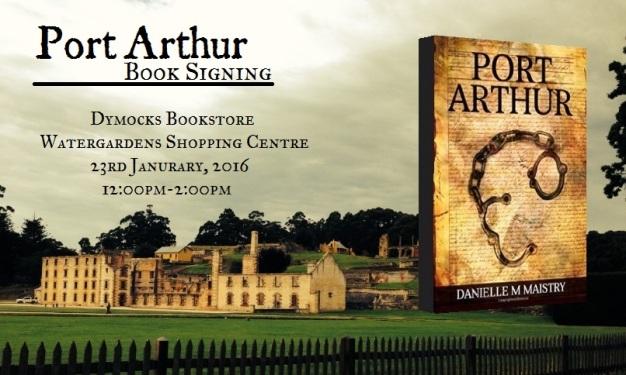flyer - book signing details