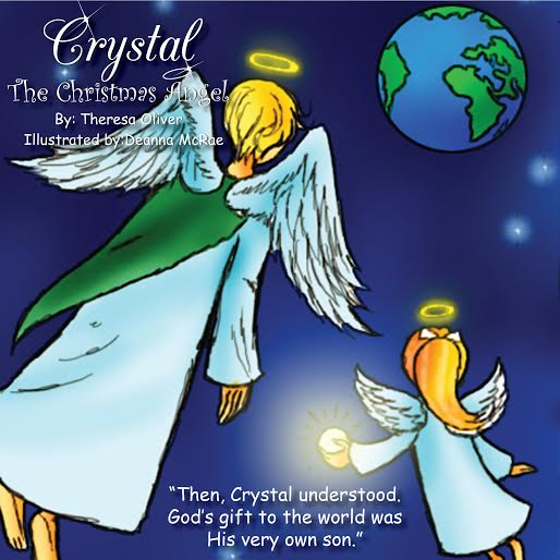 Crystal the Christmas Angel teaser