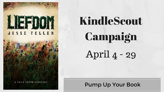 KindleScout Campaign