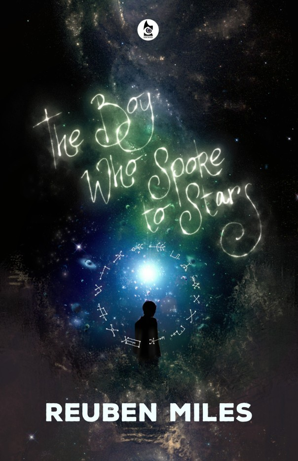 The Boy Who Spoke to Stars cover