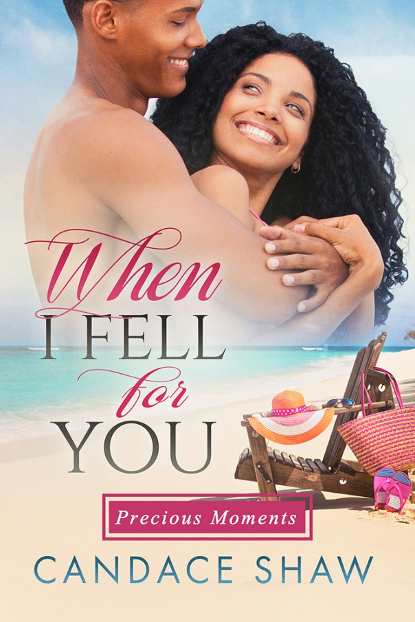 Book Cover When I Fell For You