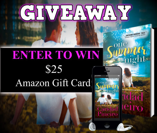 One Summer Night giveaway