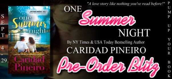 One Summer Night Pre-Order Blitz banner