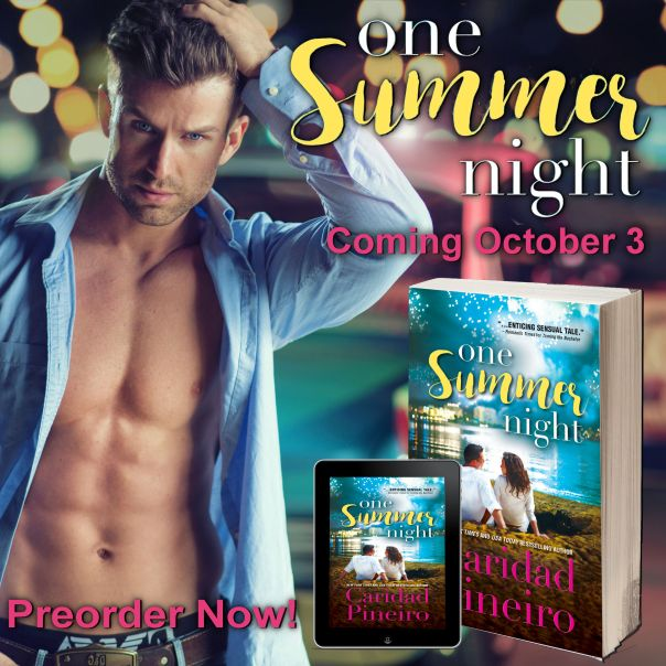 One Summer Night preorder 1