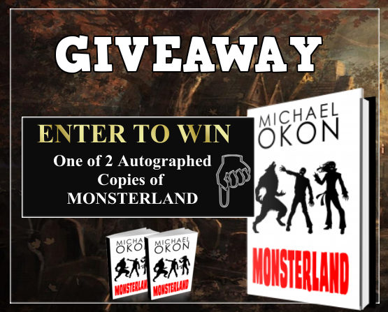 Monsterland giveaway