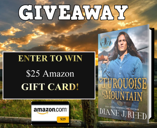 Turquoise Mountain giveaway