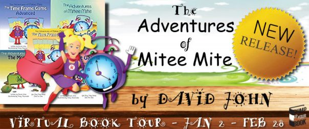 The Adventures of Mitee Mite banner