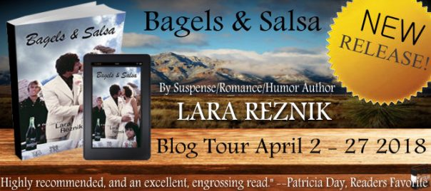 Bagels & Salsa banner