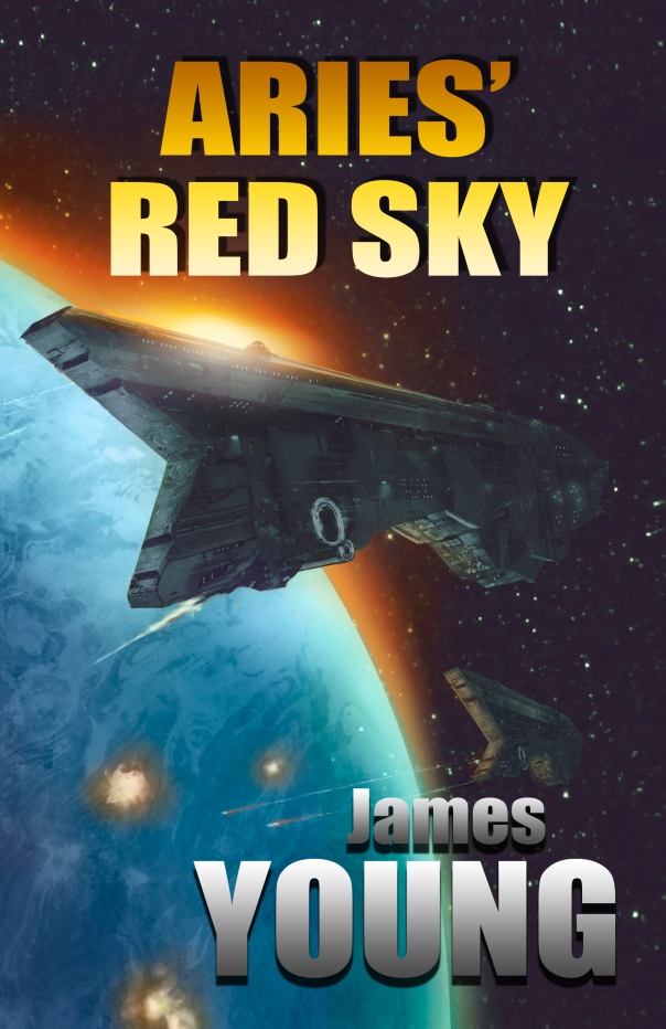 BookCover_Aries Red Sky