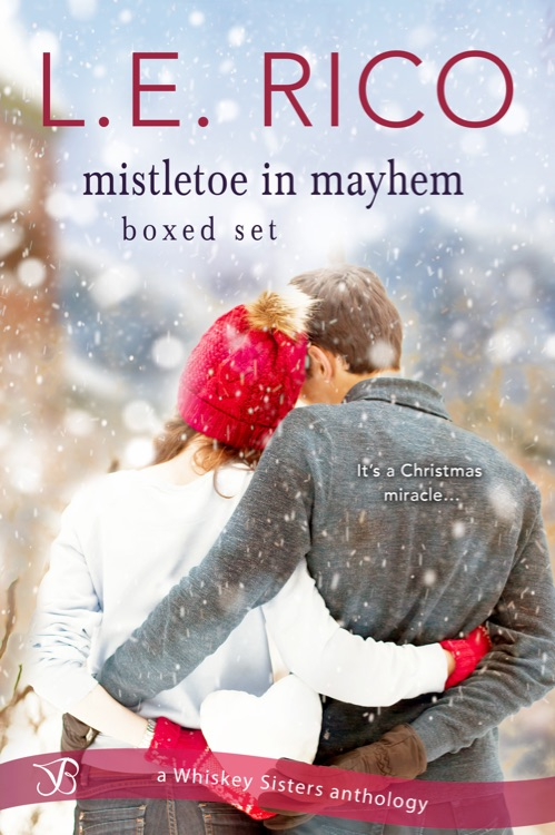 Mistletoe in Mayhem Boxed Set Final-Entangled_499x750