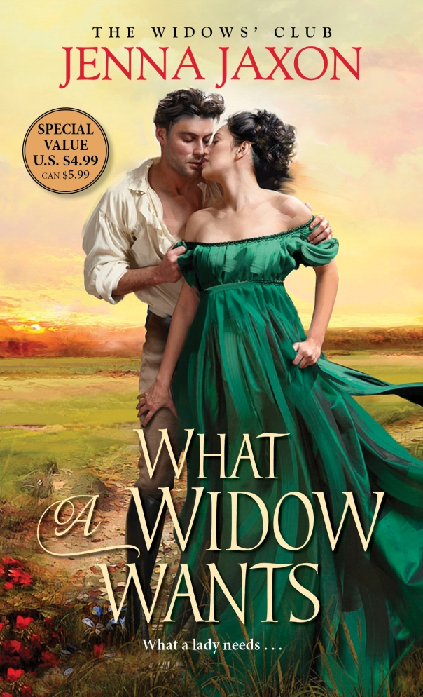 BookCover_What A Widow Wants