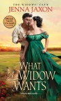Book Blast – WHAT A WIDOW WANTS