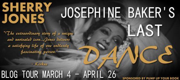 Josephine Baker's Last Dance banner