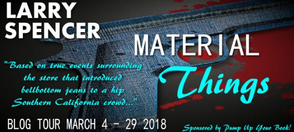 Material Things banner