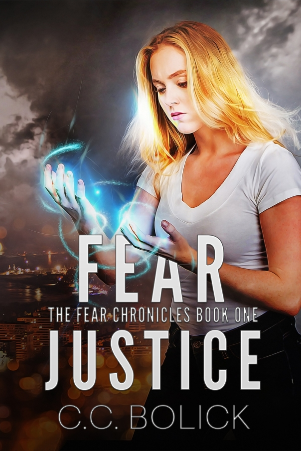 Cover _Fear Justice