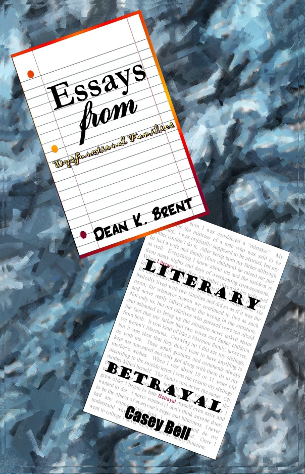 Cover_Essays from Disfunctional Families
