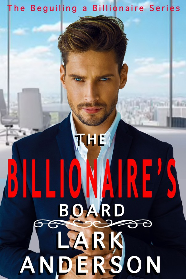 Cover_The Billionaire's Board