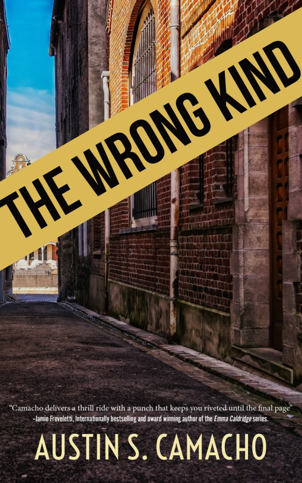 Cover_The Wrong Kind