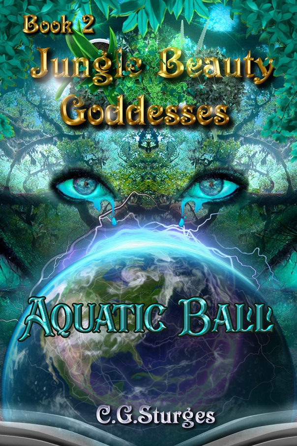 BookCover_Book 2 Aquatic Ball