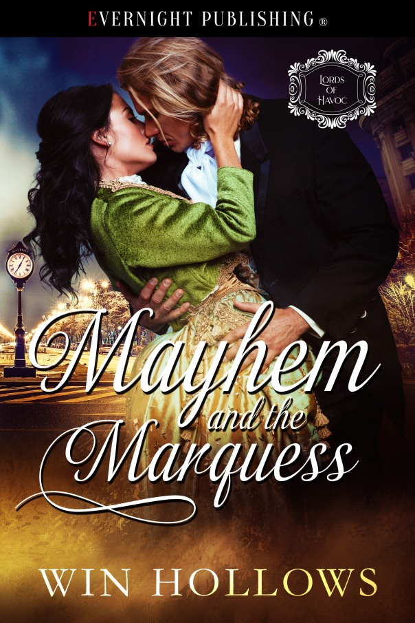 Mayhem and the Marquess Final Cover