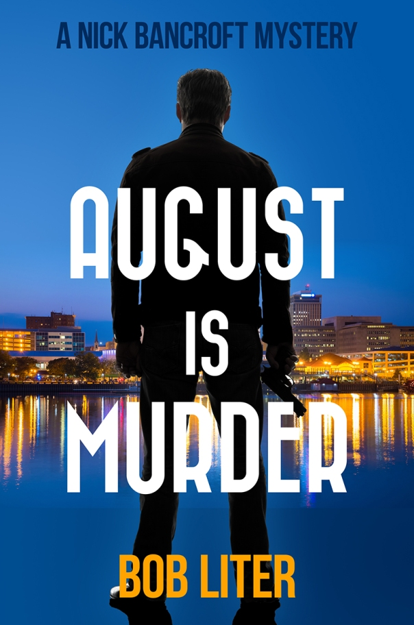 CoverBook1_August is Murder