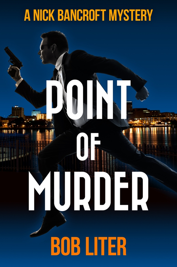 CoverBook4_Point of Murder Cover