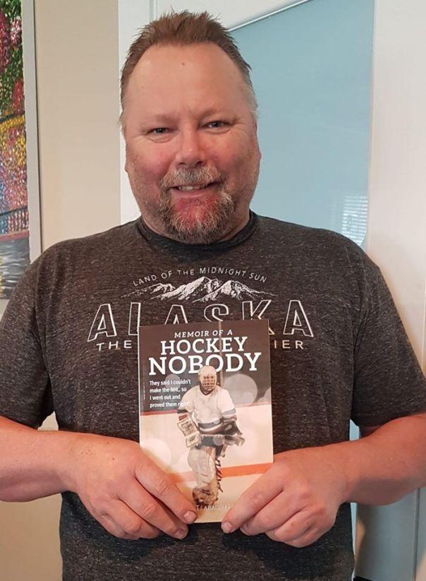 Author Jerry Hack