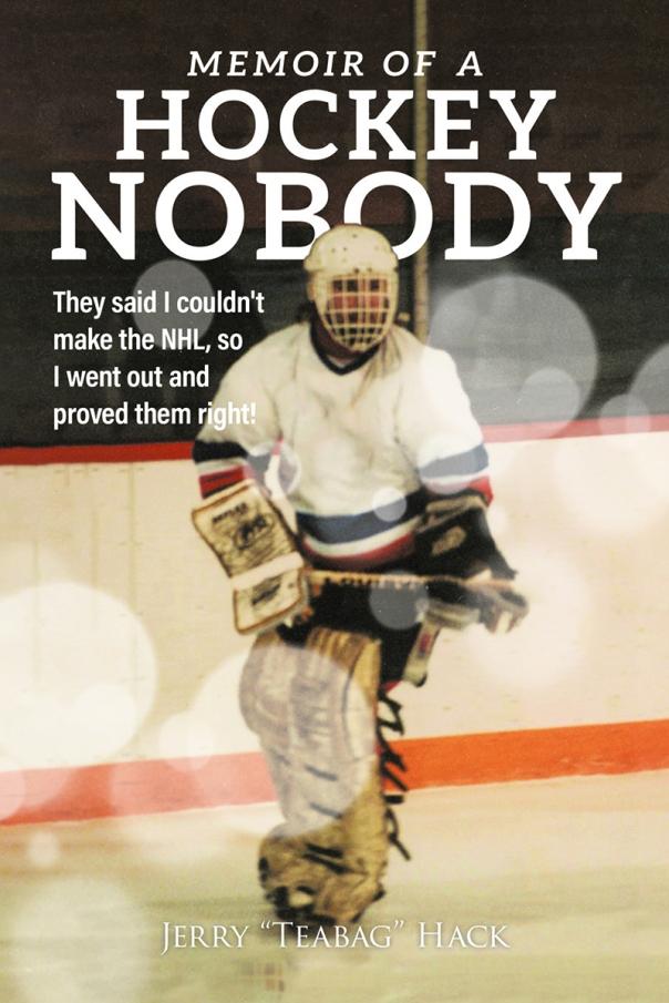 Cover_Memoir of a Hockey Nobody