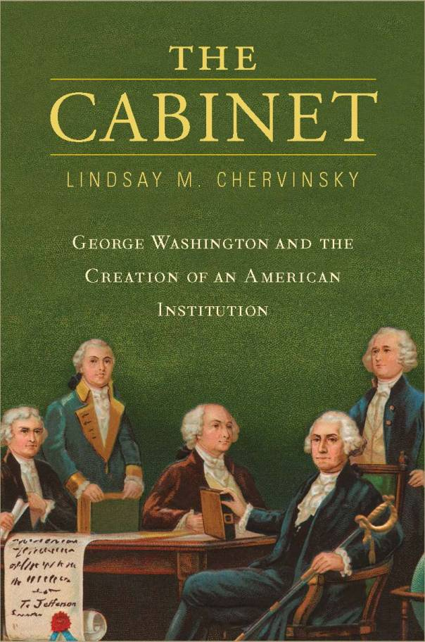 Cover_The Cabinet