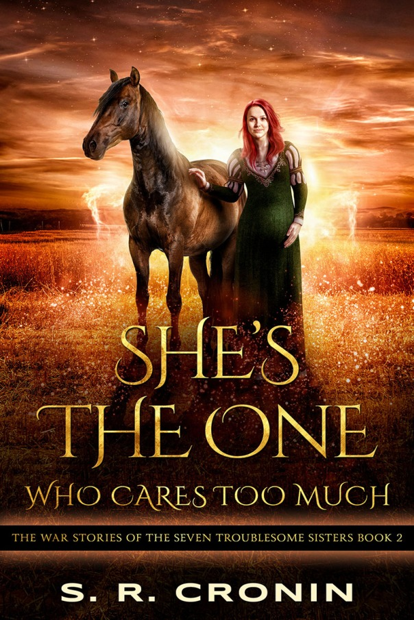 Cover_She's the One who Cares Too Much