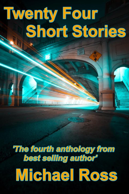 BookCover_Twenty-four Short Stories