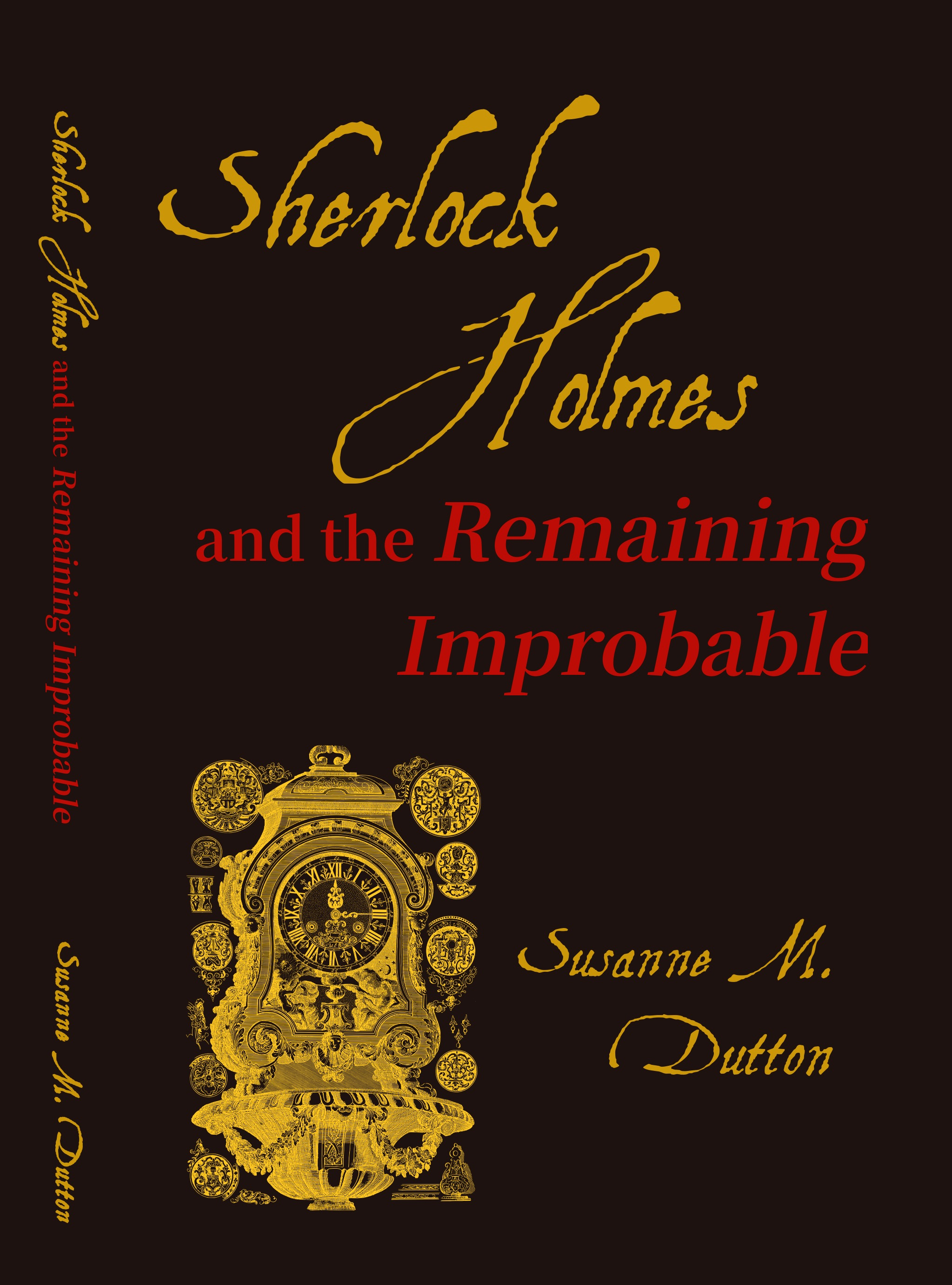BookCover_ Sherlock Holmes and the Remaining Improbable